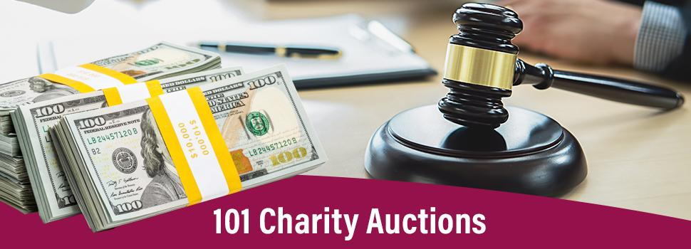 Charity Auctions 101 – Covering the Essentials