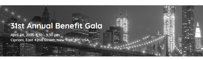 31st ANNUAL BENEFIT GALA