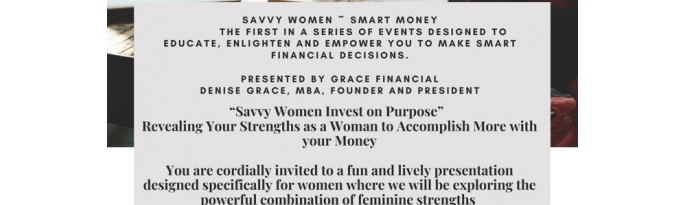 Savvy Women - Smart Money