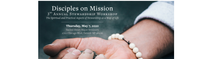 Disciples on Mission - 3rd Annual Stewardship Workshop
