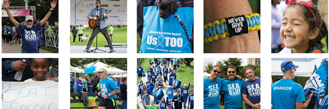 SEA Blue Prostate Cancer Chicago Walk and Run