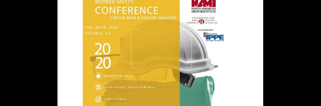 Worker Safety Conference co-located at IPPE