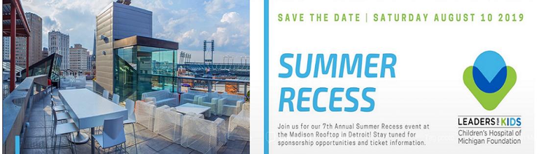 7th Annual Summer Recess