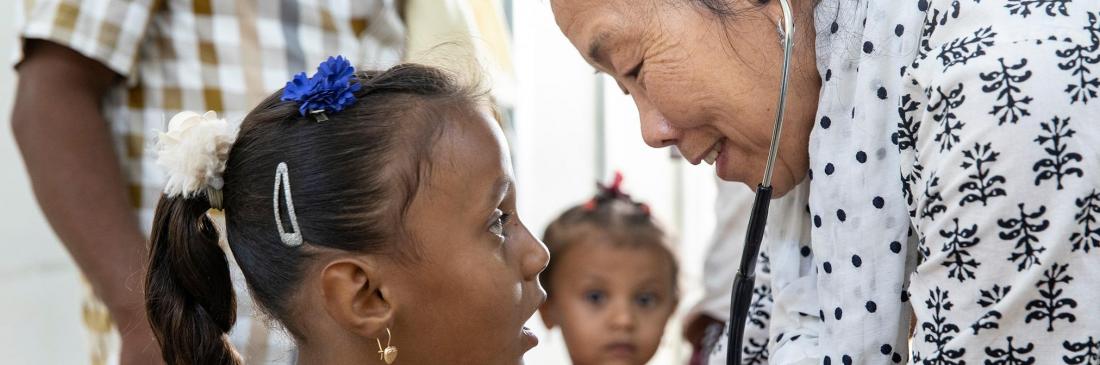 Innovative Solutions in Humanitarian Medicine