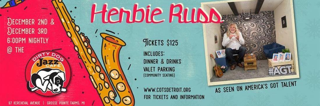 Herbie Russ Sings for COTS