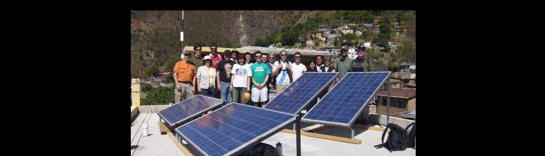 Solar Volunteer - Guatemala