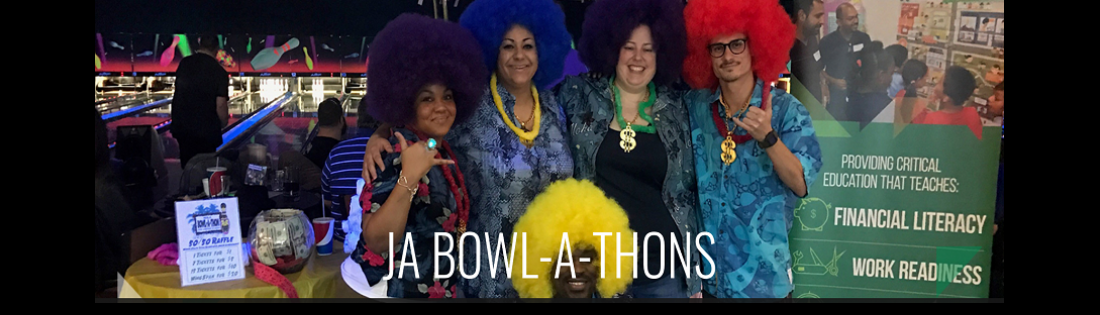 JA Bowl-a-Thons