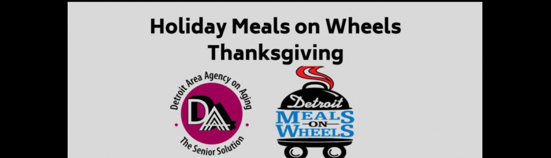 Holiday Meals on Wheels