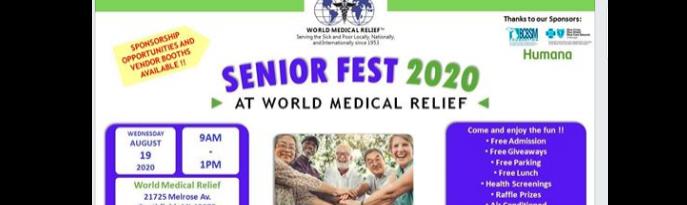 Senior Fest 2020 - Free Access