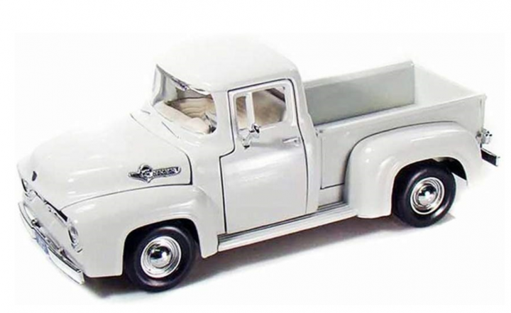 Diecast Model 1956 Ford F-100 Pickup