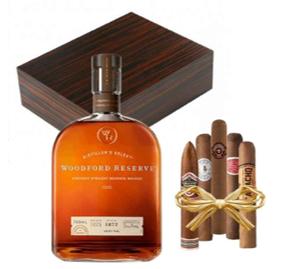 Woodford Reserve Humidor Gift Set