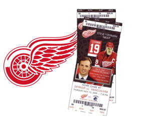 Detroit Red Wings vs. Carolina Hurricanes
