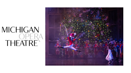 THE NUTCRACKER at The Detroit Opera House