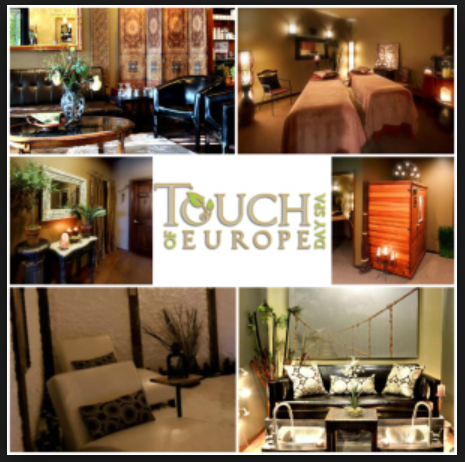 Touch of Europe Spa Package
